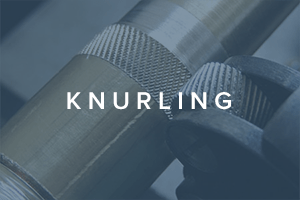 thread knurling
